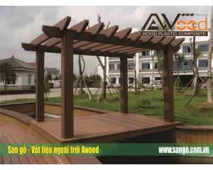 Ứng dụng của sàn gỗ ngoài trời AWOOD chinh phục người tiêu dùng