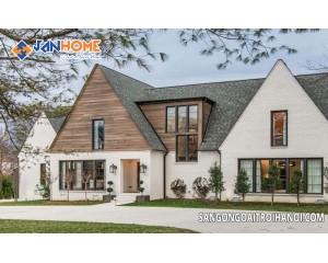 Lam gỗ che nắng giải pháp hoàn hảo bảo vệ ngôi nhà trong ngày hè oi nóng
