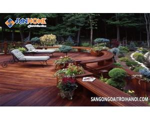 Mua sàn gỗ ngoài trời chất lượng giá rẻ có phải quá khó?