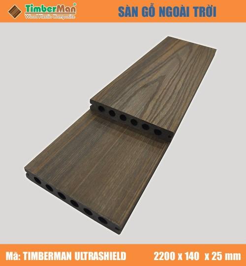Sàn gỗ ngoài trời Timberman UltraShield