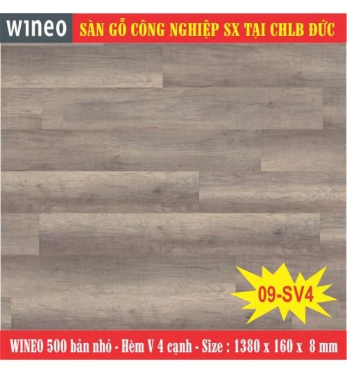 Sàn gỗ WINEO 09-SV4