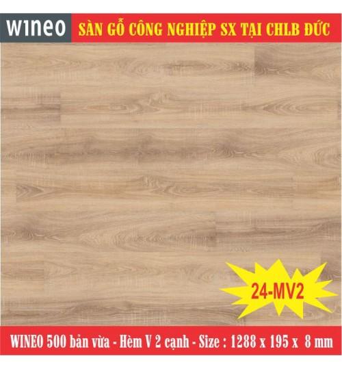 Sàn gỗ WINEO 24-MV2