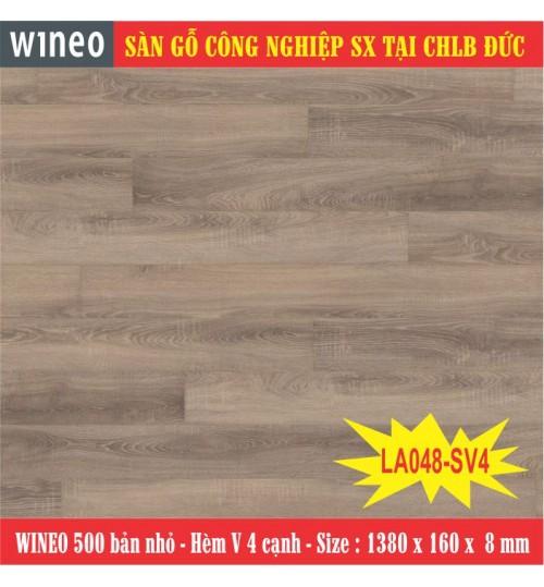 Sàn gỗ WINEO 48-SV4