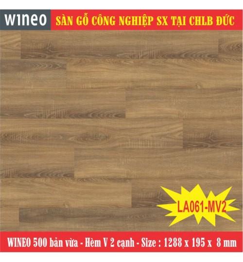Sàn gỗ WINEO 46-MV2