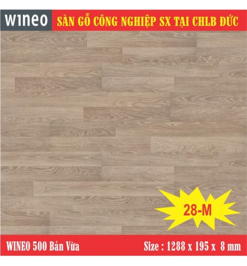 Sàn gỗ WINEO 28-M
