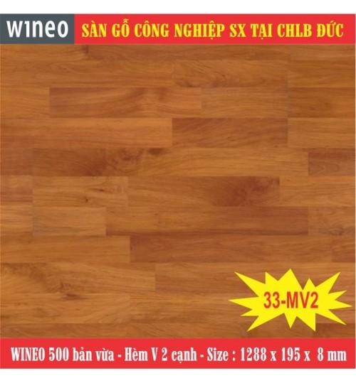 Sàn gỗ WINEO 33-MV2
