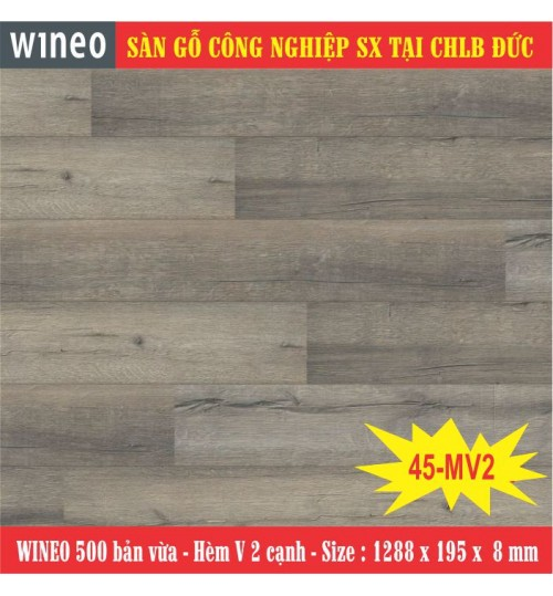 Sàn gỗ WINEO 45-MV2